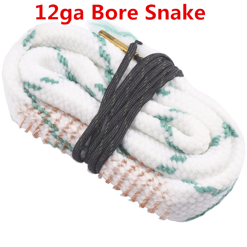 12 GAUGE 12GA Gun Cleaning 12 Gauge Bore Snake Shotgun Cleaner 12ga Boresnake Hunting Caza