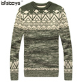 Hot selling 2016 Fashion Men New Arrival spring autumn Style Men   O-Neck  weater   Korea Casual Wear Long  sleeve sweater