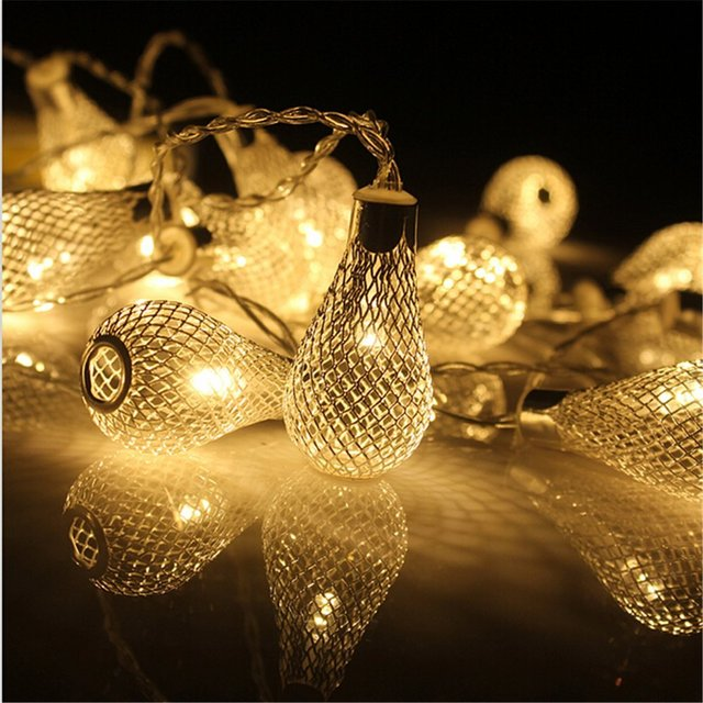 1m 2m 3m 4m Battery Christmas Garland LED String Christmas Lights Fairy Xmas Party Garden Wedding Decoration Curtain Lights Home