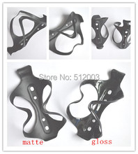 Real New Porte Bidon Carbone 2 Pcs lot Newest Full Carbon Water Bottle Cages Mtb Road