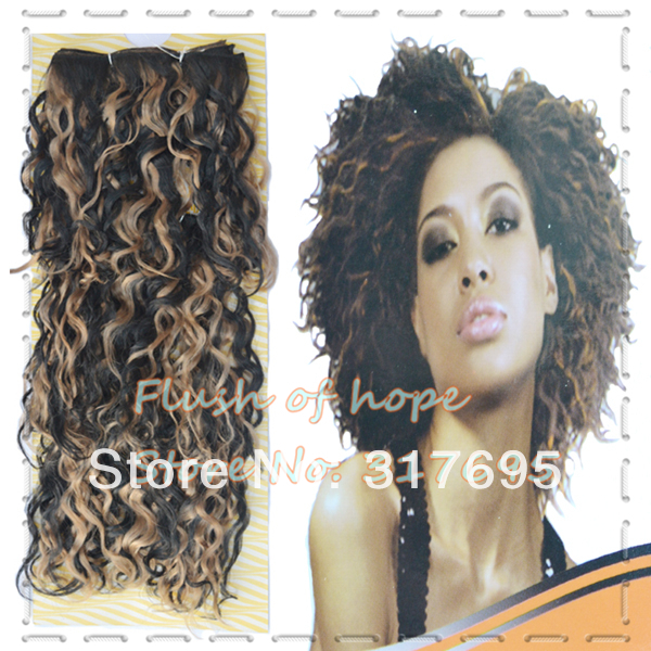 Noble gold gp holiday loose curl synthetic hair extensions weaving noble gold gp holiday loose curl synthetic hair extensions weaving weft 3pcspack one pack pmusecretfo Images