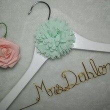 Вешалка для свадебного платья, персонализированная вешалка, вешалки для свадебных платьев, индивидуальная Свадебная Вешалка, подарок Рождественский подарок для душа