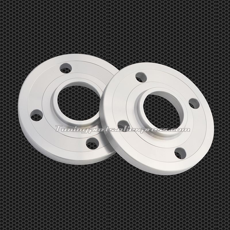 2 Pcs |PCD 4x108 4x4.25 | CB 65.1 Mm| Thick 10mm Forged Alloy Sport Car Tire Gasket Wheel Hub Spacer For Citroen