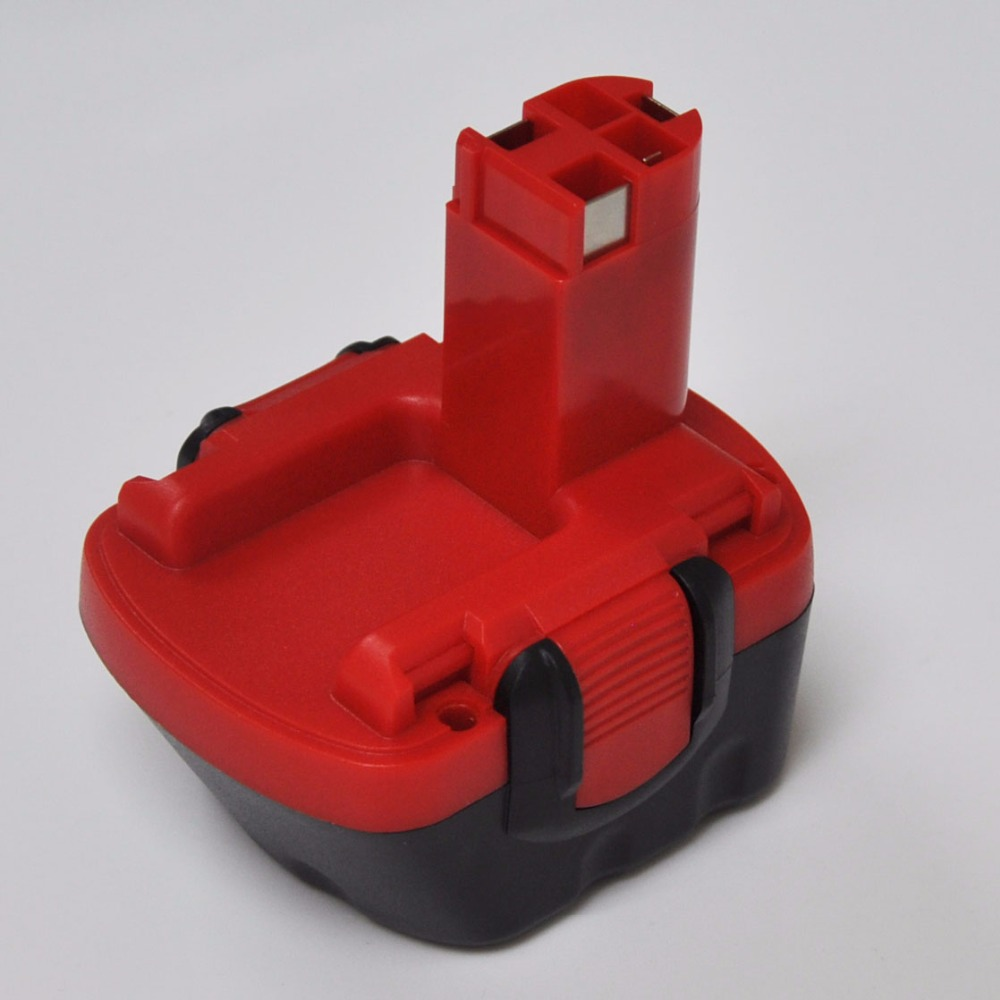US <font><b>12V</b></font> 3.0Ah Ni-MH Rechargeable <font><b>battery</b></font> cell for bosch cordless Electric drill screwdriver GSR12-1 Exact8 Exact12 Exact700 image