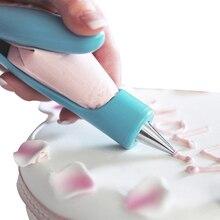 Пластиковый кондитерский крем-Шоколад кондитерский шприц Торт Мороженое декоративные ручки Инструменты для выпечки гаджеты