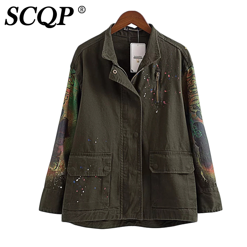 Popular Women Military Jacket-Buy Cheap Women Military Jacket lots ...