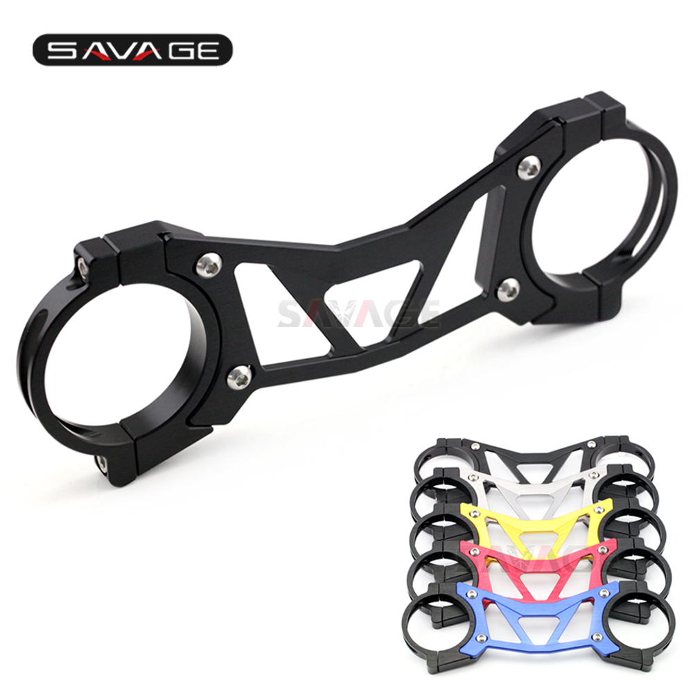 Balance Shock Front Fork For Bajaj Pulsar 200NS 2012 2013 2014 2015 2016 2017 CNC Motorcycle Accessories Brace Bracket for honda cbr250r 2011 2013 cbr300r 2014 2015 cb300f 2015 2016 balance shock front fork brace motorcycle accessories