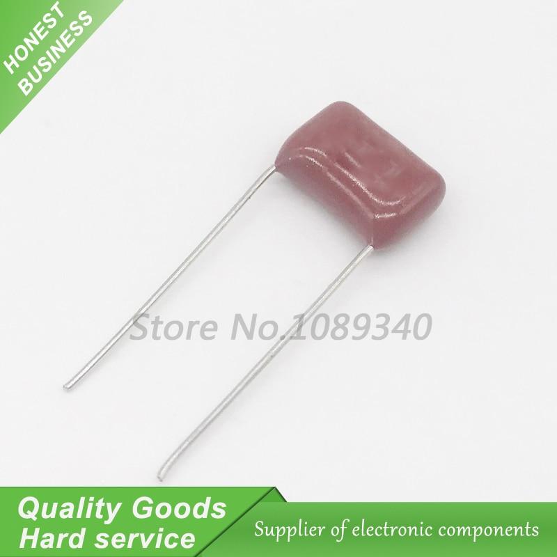 10PCS 400V103J 0.01UF 10NF 103 400V Pitch 10MM CBB Polypropylene film capacitor 400V103J-P10