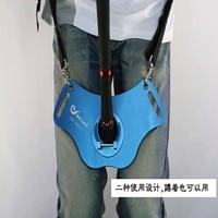 285 160 70mm Stand Up Adjustable Belt Waist Rod Holder Big Fish Sea Fishing Fighting Belt