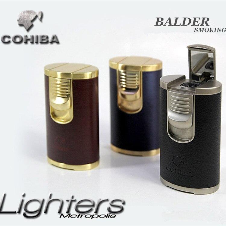 Cohiba металл сигара, темекіге арналған аксессуарлар, сигараларға арналған металл зажигалкалар, темекі шегуге арналған аксессуарлар, ерлерге арналған сыйлық