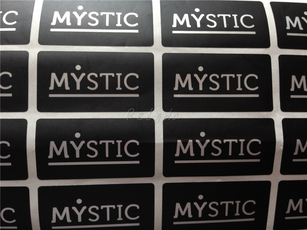 1000pcs Free Shipping Custom Printing Component Seal Tamper Evident Anti-counterfeit Labels Waterproof Security Sticker 40*20mm Non-Ironing