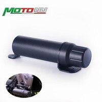 Universal Off Road Motos Motorcycle Accessories Waterproof Tool Tube Gloves Raincoat Storage Box