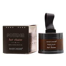 Консилер для волос покрытие из натуральных пушистая пудра черное