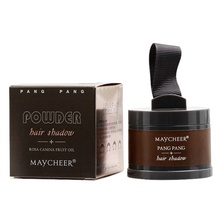 Hair Concealer Coverage Natural Hair Fluffy Powder Black Root Cover Up Instant Hair Line Shadow Powder pure henna hair dye powder 3 5 oz 2 all natural high pigment color for hair root touch up beard