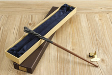Colsplay Metal Core Newest Quality Deluxe  COS Harry Potter Neville Diggory Magic Wands/Stick with Gift Box Packing