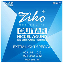 قطعات گیتار الکتریک قطعات گیتار Elixir 12002 NANOWEB .009 -042 قطعات حمل و نقل رایگان بصورت عمده حمل و نقل رایگان