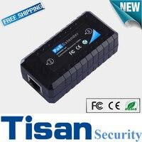 New IEEE802 3af PoE Extender For IP Camera Transmission Distance Extender The Range Of PoE An