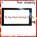 High-Quality For Lenovo TAB3 7 Basic Touch Panel  TB3-710I TB3-710F Touch Screen Digitizer Free Shipping With Tracking Number