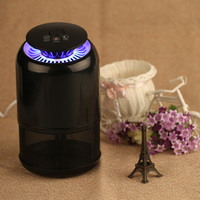 Household UV Mosquito Killer Lamp LED Mosquito Killing Trap Lamp Bug Flying Insect Pest Zapper Purple Lighting Sucking Device