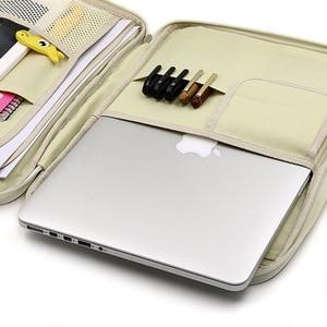 Image 5 - מיני רוכסן A4 קובץ מחזיק Kawaii עלים עלה מסמכים ארגונית תיק הגשת בעל משרד ספר תיקיית Ipad אחסון מקרה