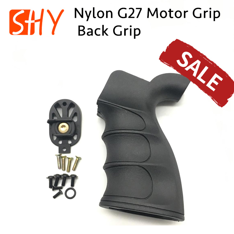 JinMing J9 Gen9 Water Gel Ball Blaster AEG Airsoft Nylon G27 Motor Grip Back Grip