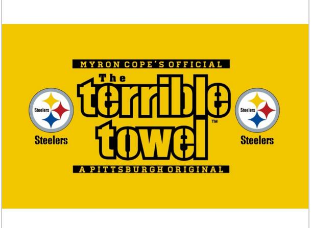 terrible towel wikipedia the free encyclopedia online get ...