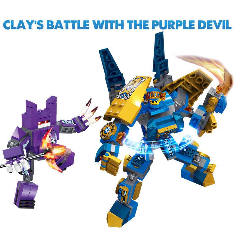 """Строительные блочные фигурки Совместимость с legoingly Knight Lance супер игрушки в форме воинов кирпичики для детей Подарки Nexus серия """"Рыцари"""" игрушки"""