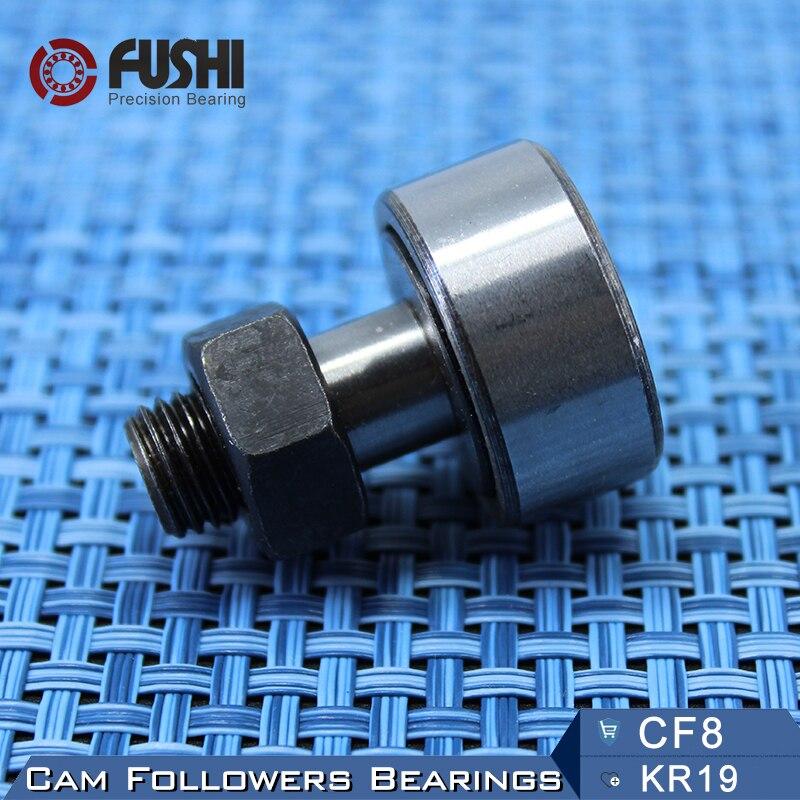 KRV 26 CF-10-1 Cam Follower Needle Roller Bearing CF10-1 2 PCS KR26 KRV26