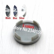 20pcs 54mm Silver blue black font b Car b font Wheel Hub Center font b Cover
