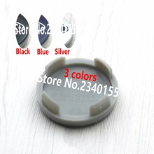 20pcs 54mm Silver blue black Car Wheel Hub Center Cover Caps Emblem Logo Badge For Ford Fiesta Focus Fusion Mondeo Escap