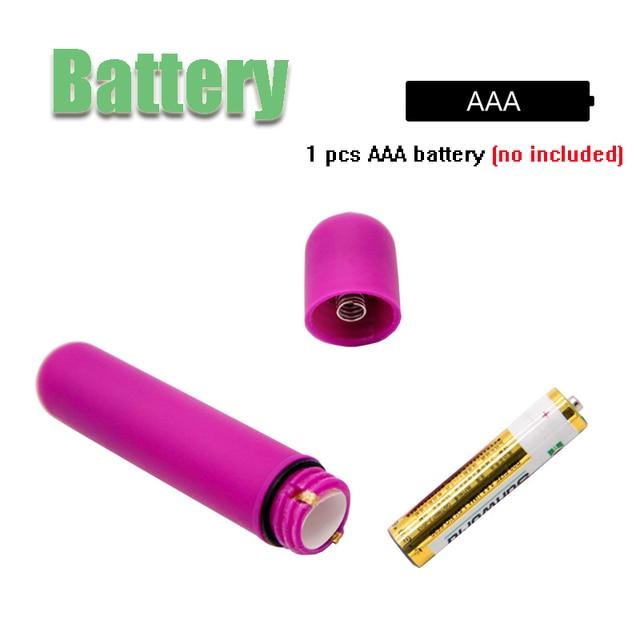 New 10 Speed Mini Bullet Vibrator for Women Waterproof Clitoris Stimulator Dildo Vibrator Sex Toys for Woman Sex Products