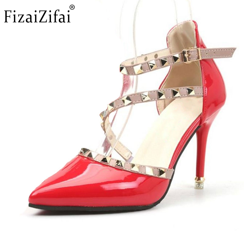 women high heel sandals pointed toe shoes sexy t strap. Black Bedroom Furniture Sets. Home Design Ideas