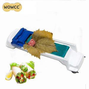 Creative Vegetable Meat Rolling Tool Magic Roller Stuffed Garpe Cabbage Leave Grape Leaf Machine Sushi Mold Kitchen Tools