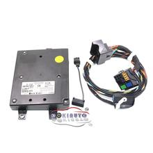 Module Bluetooth 9W2 + harnais Plug & Play avec Microphone 1K8 035 730 D pour VW Golf MK6 Jetta MK5 Fit RCD510