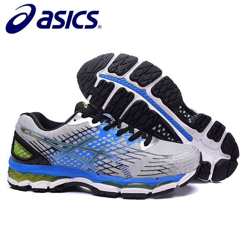 2018 New ASICS GEL-KAYANO 17 Stability Running Shoes ASICS Sports Shoes Sneakers Outdoor Athletic Shoes GQ2018 New ASICS GEL-KAYANO 17 Stability Running Shoes ASICS Sports Shoes Sneakers Outdoor Athletic Shoes GQ