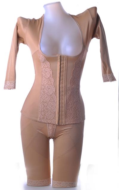 Mulheres Girdles Corsets Bodysuit Espartilho Shapewear Cueca Cintura magnética conjunto Shaper Do Corpo