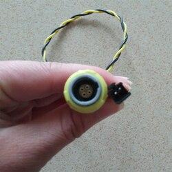 Oryginalny Ninebot jednym rower elektryczny port ładowania kabel do ładowania
