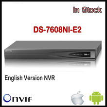 Hikvision NVR 8CH DS-7608N-E2 Network NVR with 8CH& HD 6MP for Network IP Camera support 4TB HDD