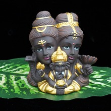 Shiva Ganesha Vishnu statue India Elephant god The God of dance Buddha statue patron saint home decor figurines decoration