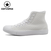 Original New Arrival 2016 Converse  Unisex Breathable Skateboarding Shoes Canvas  Sneakers