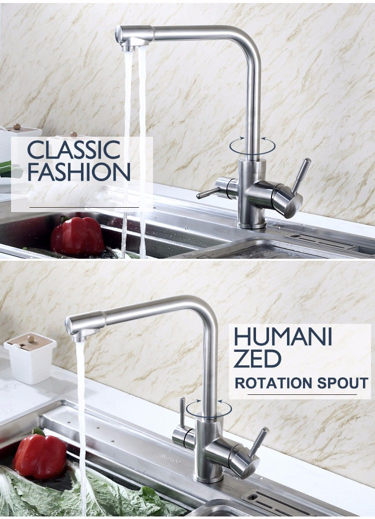 Stainless steel 3 way filter faucet (12)