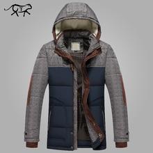 Marka kış ceket erkekler moda M 5XL yeni varış rahat ince pamuklu kalın erkek ceket Parkas kapşonlu sıcak Casaco Masculino