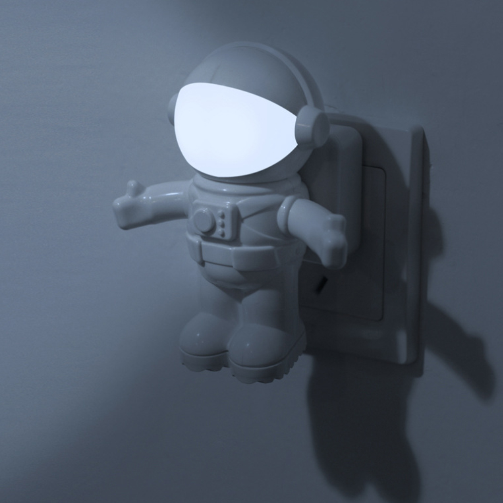 USB Tube For Computer Laptop font b PC b font Notebook Portable Spaceman Astronaut LED Night