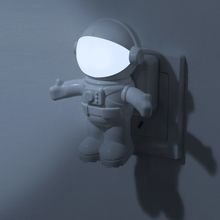 USB Tube For Computer Laptop PC Notebook Portable Spaceman Astronaut LED Night Light Adjustable Mini Reading Lamp