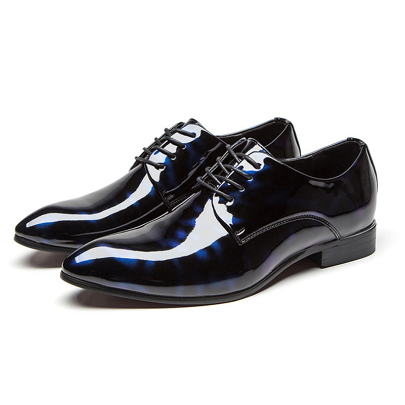 Hommes Msw8118116 Blue 68 Sociale Cuir Élégante Robe En Design 28 De gray Bureau red Chaussures D'été qt1Pww4O