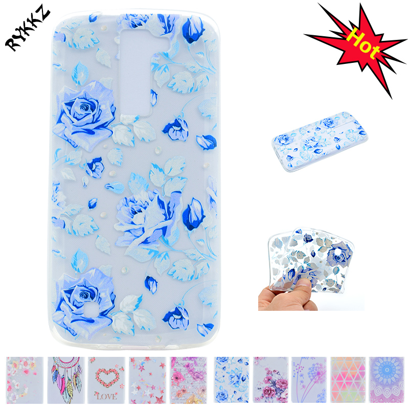Case For LG K10 2016 LGK430 Let K410 K420n K430 K430DS Transparent TPU case for LG K 10 2016 LGK430 silicagel phone cover ...