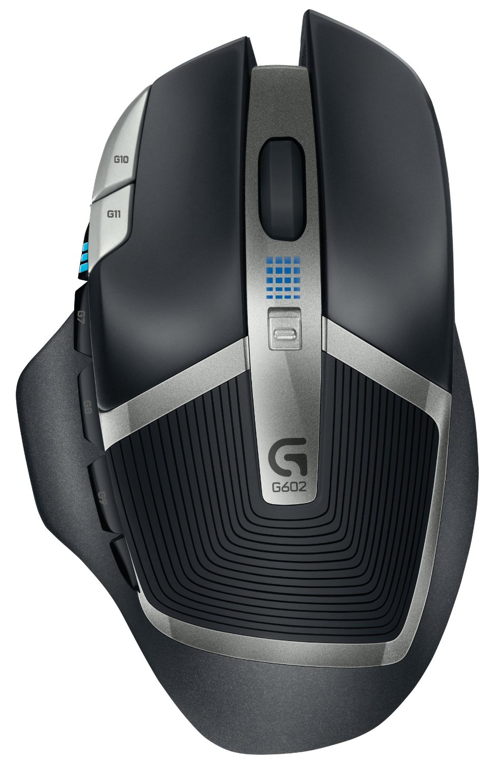 Logitech G602 Wireless Gaming Mouse with 250 Hour Battery Life limited edition logitech g403 prodigy wireless gaming mouse with high performance gaming sensor