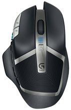 Logitech G602 Wireless Gaming Mouse con 250 Horas de Batería edición limitada