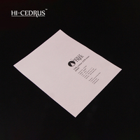 85g White Perfect quality 8.5inch*11inchprinter ,letter ,stationery paper 75%cotton 25%linen with color fiber CYT006