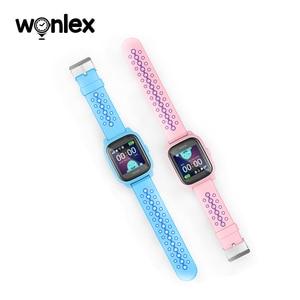 Image 5 - Wonlex reloj inteligente KT04 de 1,3 pulgadas, resistente al agua, IPS, IP67, natación, antipérdida, con AGPS/LBS/WiFi, posicionamiento GPS, SOS